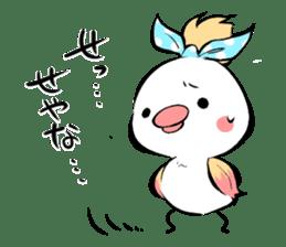 FUNNY BIRD sticker #1759641