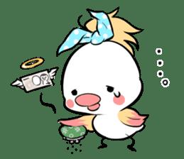 FUNNY BIRD sticker #1759672