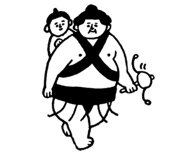 OHAGIYAMA sticker #1764170