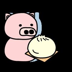 Pig of the words of Kobe 2
