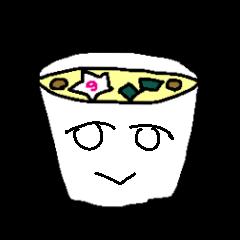 Mr.Instant noodle