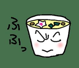 Mr.Instant noodle sticker #1769428