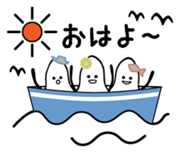 Oyster Sisters sticker #1772102