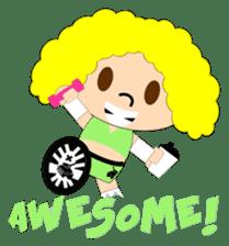 Joshi Pro-Wrestling sticker #1775658