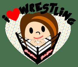 Joshi Pro-Wrestling sticker #1775669
