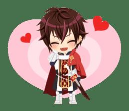 Ikemen love-sim series sticker #1779437