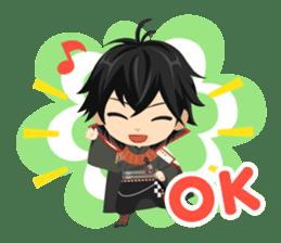 Ikemen love-sim series sticker #1779441