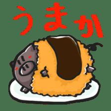 """Mr. """"SakuraNoShima""""(Kagoshima Dialect) sticker #1781830"""