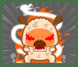 Pug You (En) sticker #1787898