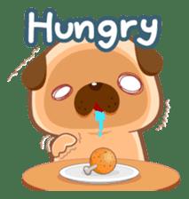 Pug You (En) sticker #1787901