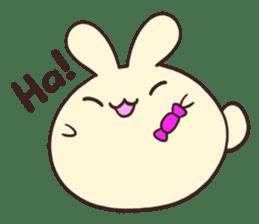 Fluffy The Usagi sticker #1796002