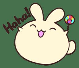 Fluffy The Usagi sticker #1796003