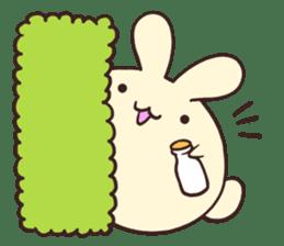 Fluffy The Usagi sticker #1796008