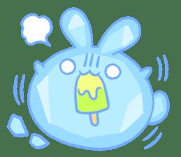 Fluffy The Usagi sticker #1796010