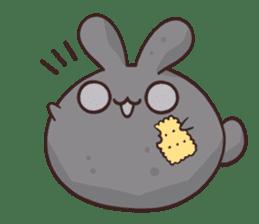 Fluffy The Usagi sticker #1796011