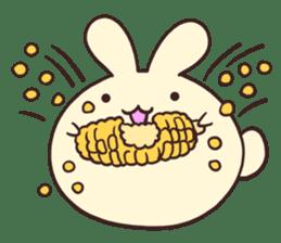 Fluffy The Usagi sticker #1796012