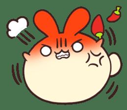 Fluffy The Usagi sticker #1796019