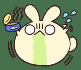 Fluffy The Usagi sticker #1796021