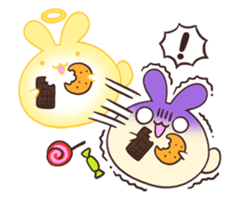 Fluffy The Usagi sticker #1796022