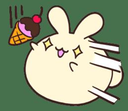Fluffy The Usagi sticker #1796023