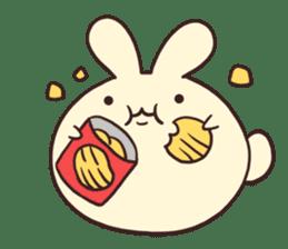 Fluffy The Usagi sticker #1796026