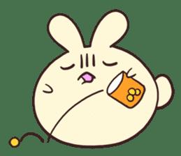 Fluffy The Usagi sticker #1796032