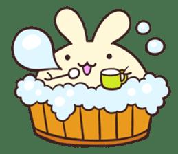 Fluffy The Usagi sticker #1796038