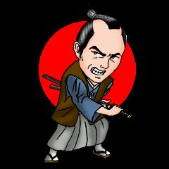 [Sengoku] Edo Period sticker