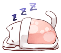 Nyan Nyan White Nyan sticker #1800859