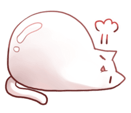 Nyan Nyan White Nyan sticker #1800870