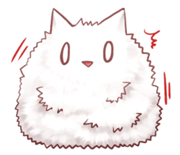 Nyan Nyan White Nyan sticker #1800878