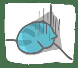 BugCat-Capoo sticker #1806809