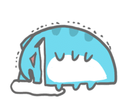 BugCat-Capoo sticker #1806831