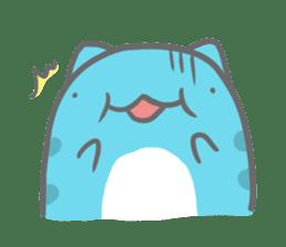 BugCat-Capoo sticker #1806836