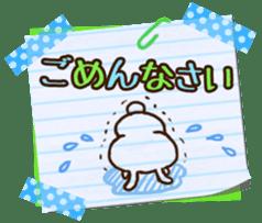 Graffiti drawn on notebook sticker #1810777