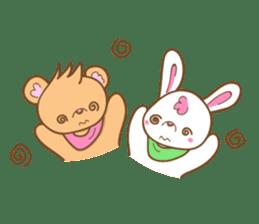 Alua and Bun-Chan sticker #1820691