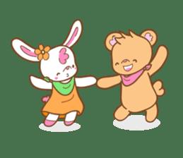 Alua and Bun-Chan sticker #1820706