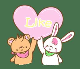 Alua and Bun-Chan sticker #1820713