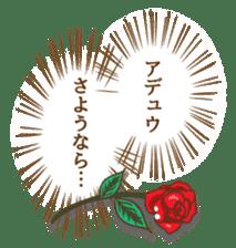 Kawaii Manga Comic sticker #1822202