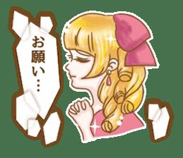 Kawaii Manga Comic sticker #1822205