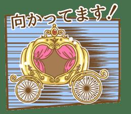 Kawaii Manga Comic sticker #1822219