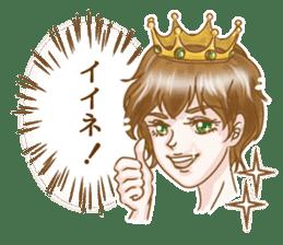 Kawaii Manga Comic sticker #1822220