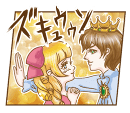 Kawaii Manga Comic sticker #1822221
