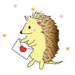 Hedgehog's Lovely LIFE