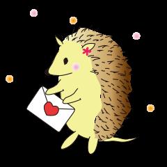 Hedgehog's Lovely LIFE
