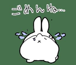 Mimi no nagai ikimono! sticker #1824084