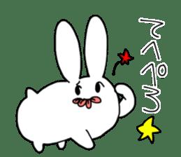 Mimi no nagai ikimono! sticker #1824085