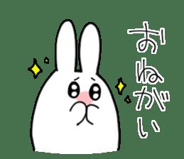Mimi no nagai ikimono! sticker #1824091
