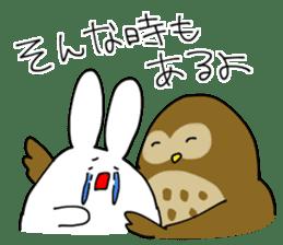 Mimi no nagai ikimono! sticker #1824102