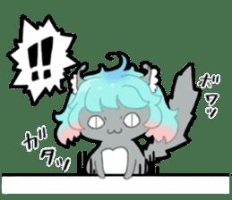 Sticker of Carl-chan sticker #1829202